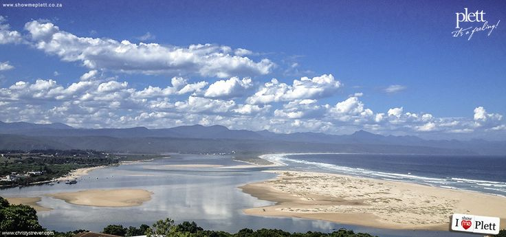 The famous view of Keurbooms, Plettenberg Bay. Photo by Christy Strever.  ShowMe Plett www.showmeplett.co.za Christy Strever Photography www.christystrever.com
