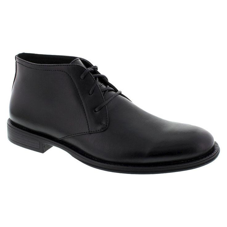 Men's Deer Stags Mean Chukka Boots - Black 9