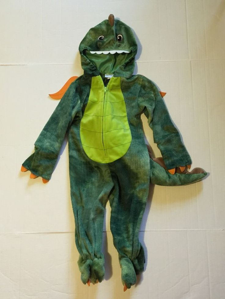 Toys R Us Koala Kids One Piece Dragon Halloween Costume: Size 18 Months  #KoalaKids #CompleteOutfit