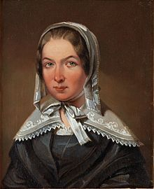 Fredrika Bremer (17 August 1801 - 31 December 1865) was a Swedish writer and a feminist activist. She had a large influence on the social development in Sweden, especially in feminist issues.