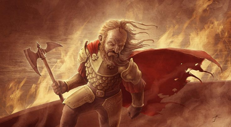 All Hell Breaks Loose In That New Winds of Winter Chapter