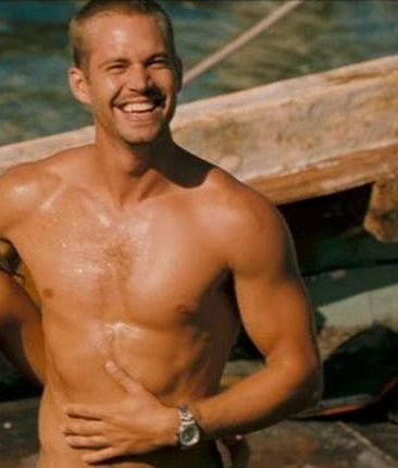 Paul Walker #  Into the blue. A man who loves the ocean is a beautiful thing. ♥