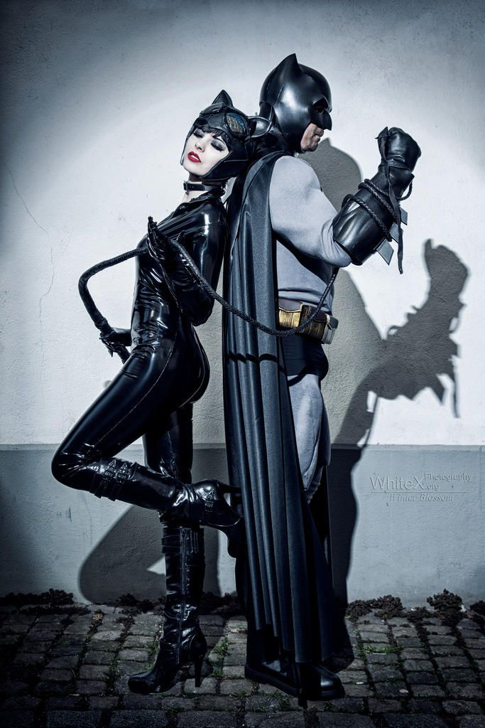 Image result for batman catwoman cosplay