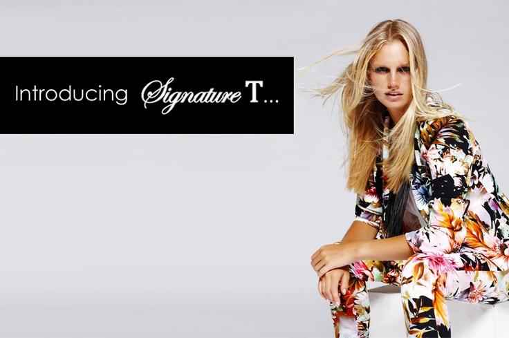 Introducing Signature T at AlibiOnline...