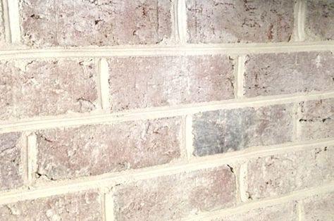 Whitewashing Wood with Paint | Whitewash Recipe For Brick