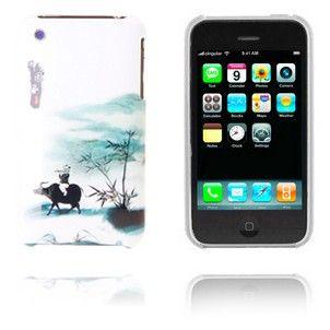 Japan (Flute) iPhone Cover til 3G/3GS Lux-case.dk