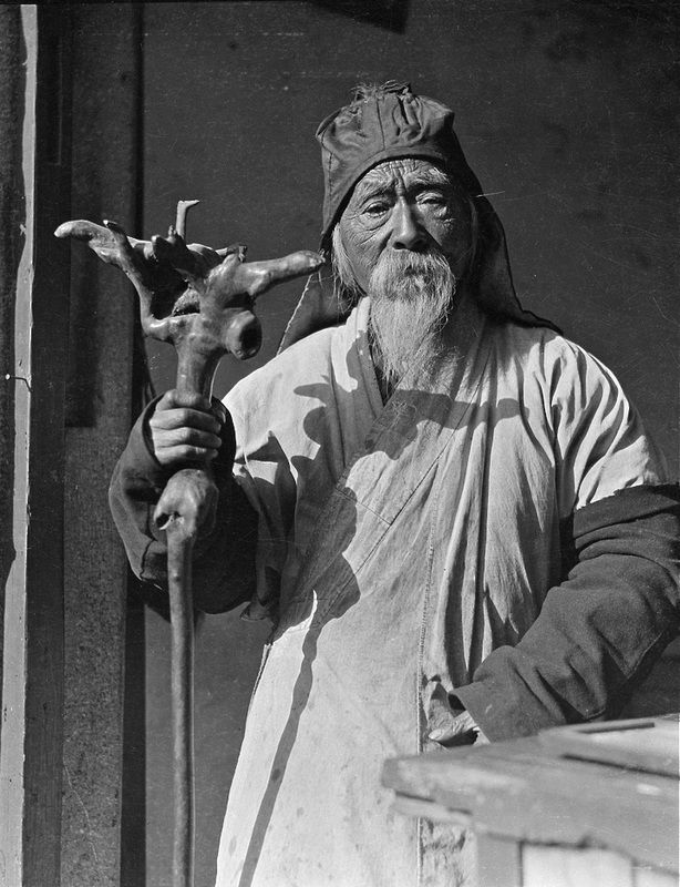 Daoist from early 1900's, China