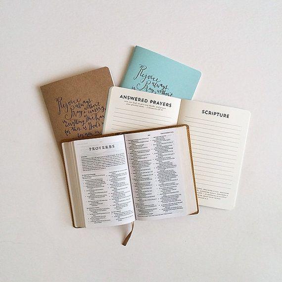 Undated Prayer Journal (6 Months)