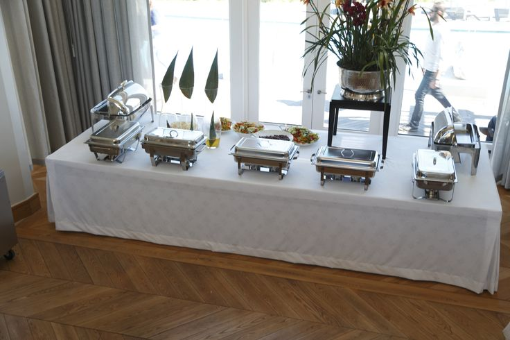 Ready for our guests