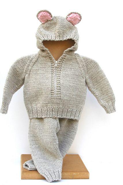 Ravelry: Ted pattern by Chris de Longpré