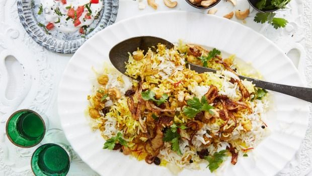 Anjum Anand shares six Indian-inspired recipes to spice up your next meat-free feast.