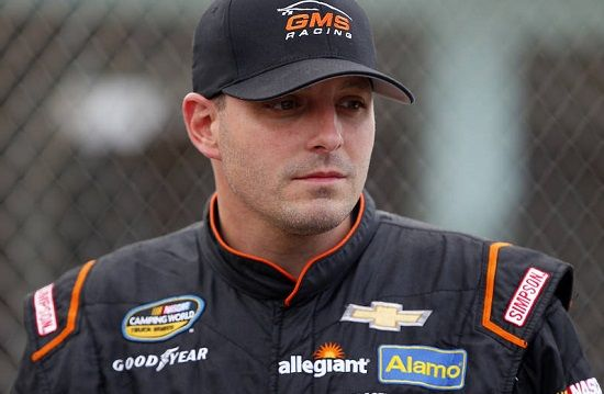 JOHNNY SAUTER CLAIMS FIRST NASCAR CAMPING WORLD TRUCK SERIES CHAMPIONSHIP