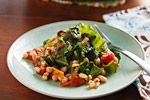 tons of recipes containing greens: kale, chard, spinach, cabbage, and any other leafy green
