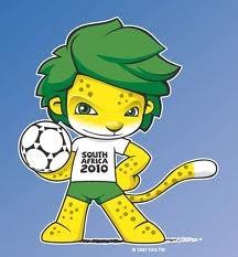 Mascota deL Mundial de Fútbol Sudáfrica 2010 - Zakumi