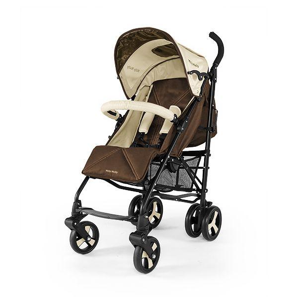 Wózek #Milly_Mally idealny na wiosenne i letnie spacery, czy codzienne zakupy. #supermisiopl