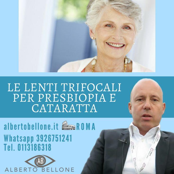 Le lenti trifocali per presbiopia e cataratta  - Dr. Alberto Bellone - Oculista - Cura del cheratocono - Miopia - Astigmatismo - Vitrectomia   Roma Milano e Torino  Una condizione che principalmente colpisce quasi tutti dopo i 40 anni, è la presbiopia Visita: http://albertobellone.it/panoptix-iol-trifocale --- @alberto.bellone.oculista --- #lenti #trifocali #lente #lens #trifocal #presbiopia #prebyopia #cataratta #cataract #panoptix #iol #ioltrifocale #eyes #occhi #occhio #eye…