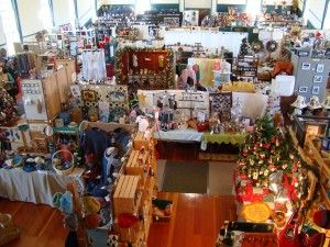 Shaker Christmas Craft Fair  This is a great event!  The fall harvest show is September 7th and 8th.  Beautiful handmade items.
