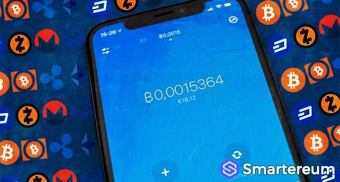cryptocurrency wallet samsung