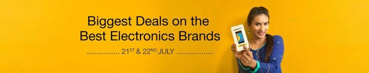 Amazon Electronics Sale 22 Juy Deals & Offers : Big discount on electronics Product - Best Online Offer