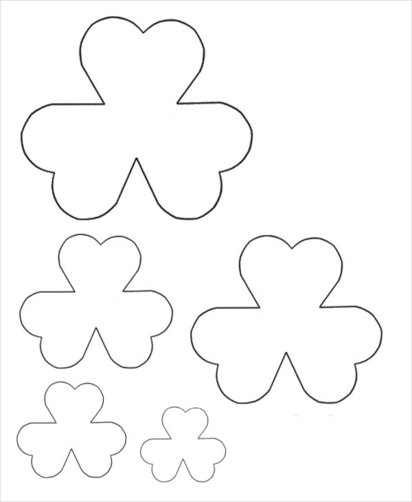 The 999 best paper flowers rosettes and shapes images on flower petal template 20 free word pdf documents download free premium mightylinksfo
