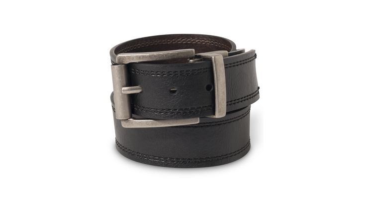 Levi's Cut Edge Reversible Big and Tall Belt