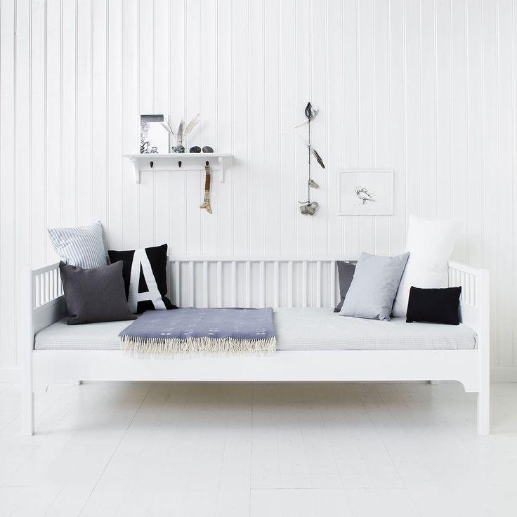 Oltre 25 fantastiche idee su divano per bambini su pinterest letto di ragazze pareti a - Divano letto bambini ...