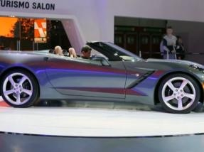 2014 Corvette Stingray Price Will Start Just Under $52,000, Car Will Go On Sale This Summer, GM Says