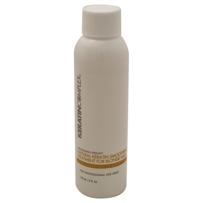Keratin Complex Keratin 4-ounce Smoothing Treatment for