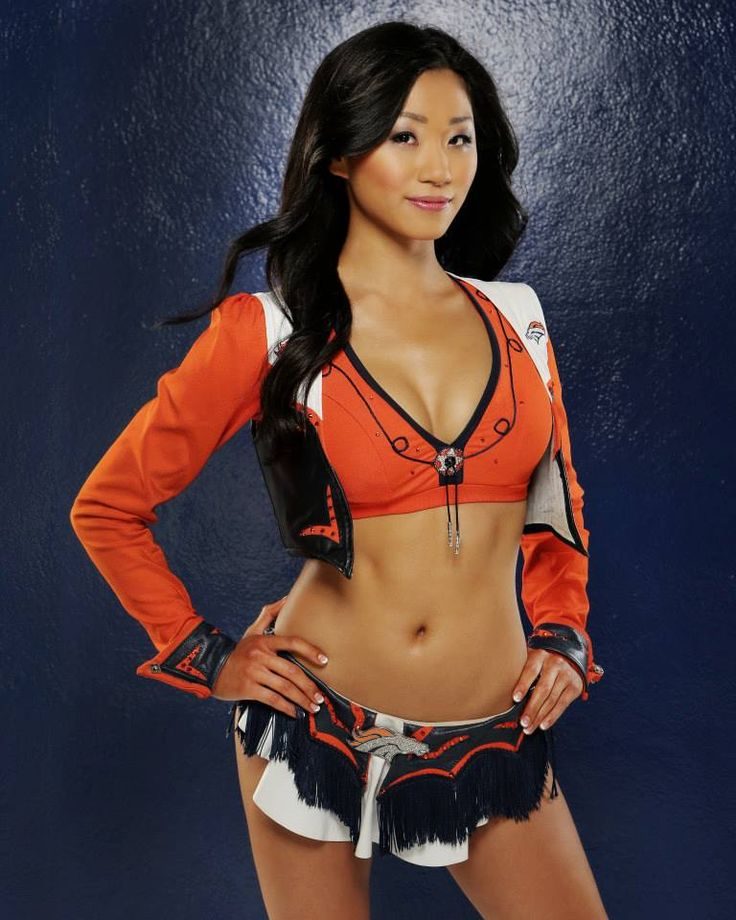 About one denver bronco cheerleaders naked remarkable