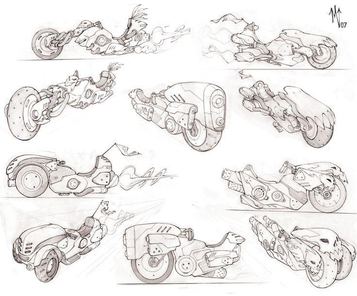 Best 25 Bike Sketch Ideas Bicycle Sketch