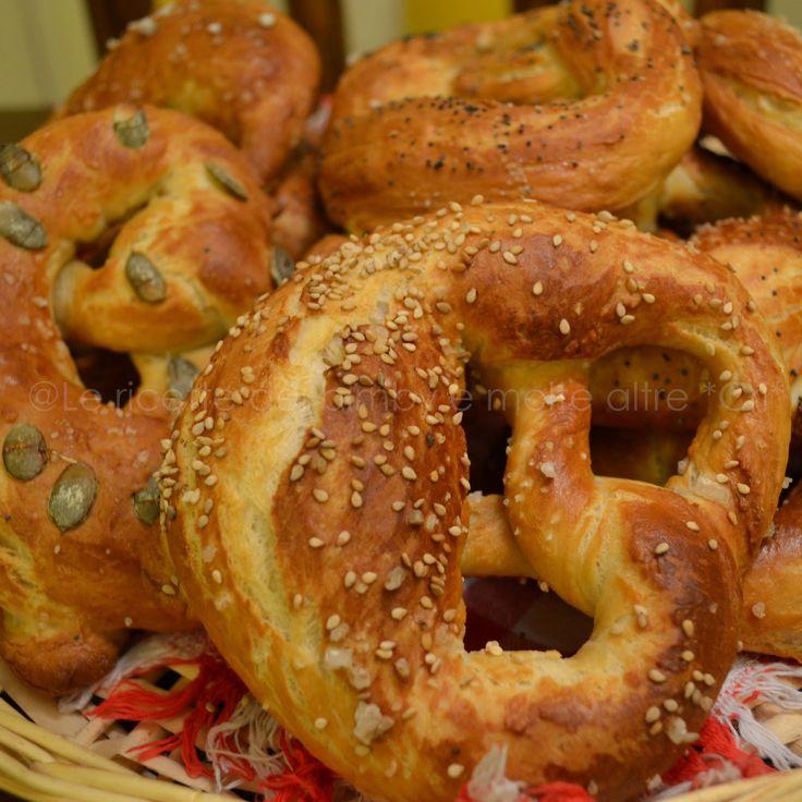 Le ricette del bimby e....molte altre! *CRI*: BREZEL o PRETZEL