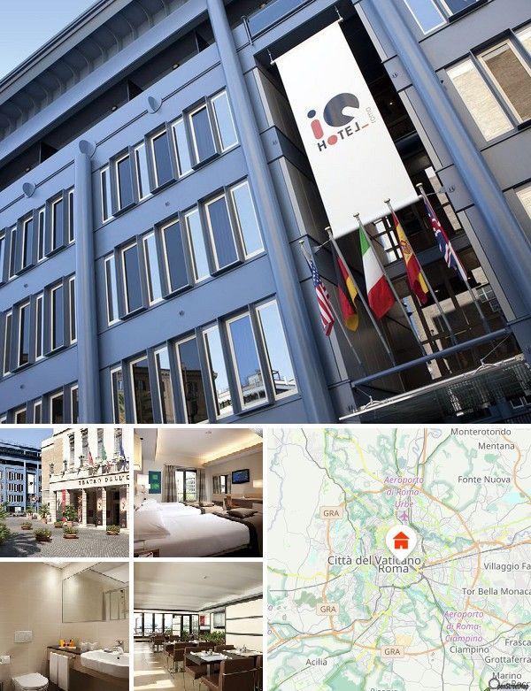 L'hôtel offre un emplacement idéal dans le centre-ville de Rome, facilement accessible en train ou en métro. La gare Termini se trouve à 700 m de l'hôtel. L'aéroport de Rome Ciampino est à 15 km, celui de Fiumicino- Leonardo da Vinci à 41 km.