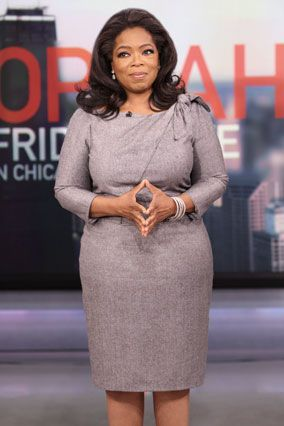 Oprah's Fashion Hits and Misses - Oprah's Style Over the Years - Oprah.com