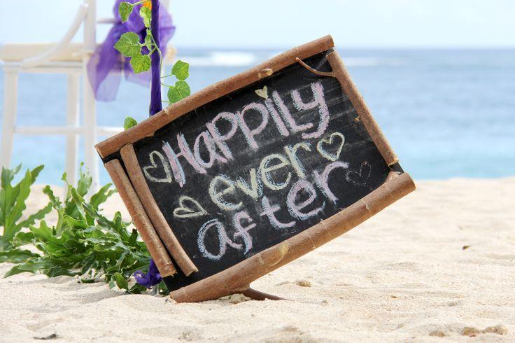 Beach Wedding decoration