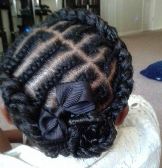 100+ ideas to try about Kids natural hair styles | Flat ...