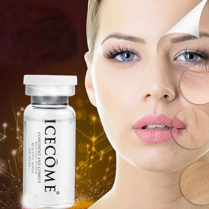 Productos Anti Edad Crema de lavado de Cara al instante Sin Edad Suero Argireline Líquido Cuidado de La Piel crema para La Cara contra cuperosis