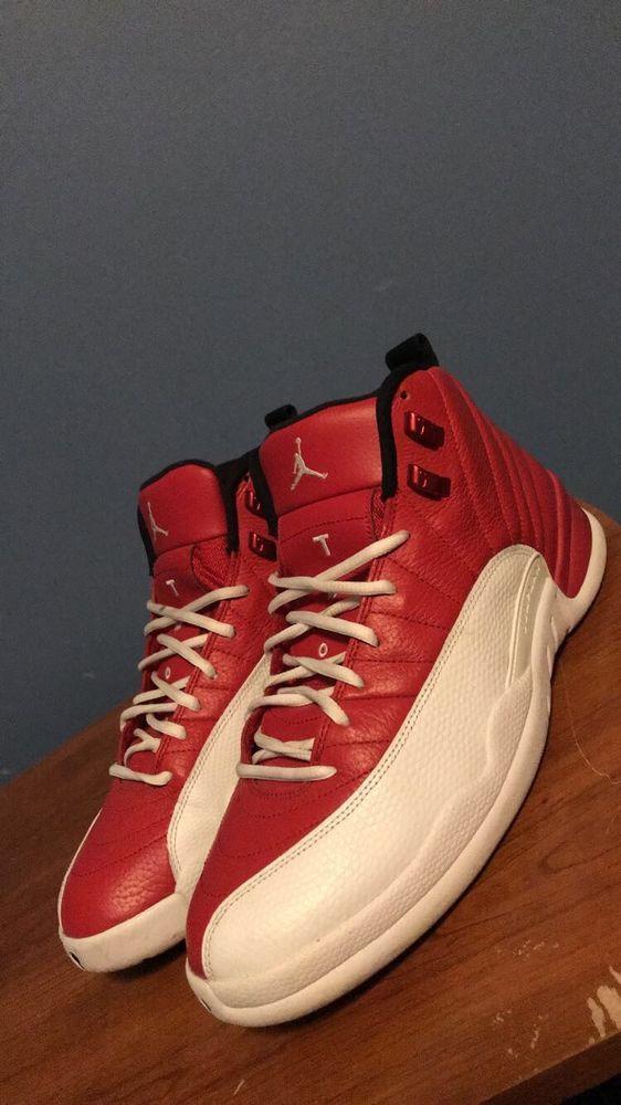 jordan retro 12 gym red sz 11  fashion  clothing  shoes  accessories   mensshoes  athleticshoes (ebay link) 206095fb1