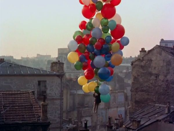 The Red Balloon (1956): Red Balloon, Bubbles Bride, Color Palettes, 99 Red, Color Red, Red Balloon, The Ball, Classic Film, Movies Book