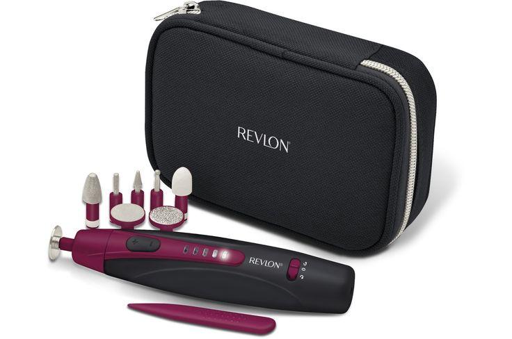Manucure / pédicure Revlon SET TRAVEL CHIC