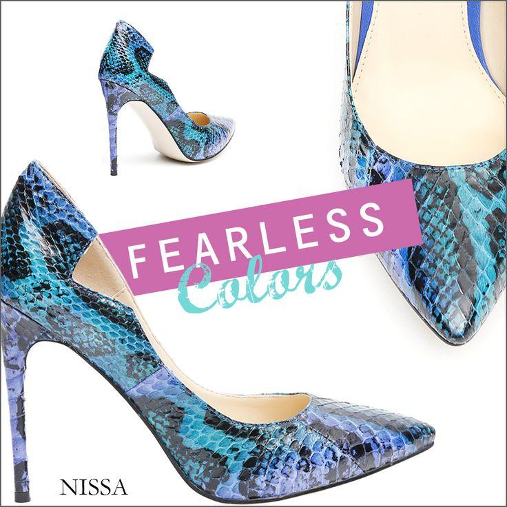 #shoes #high-heels #nissa #footwear #colors #fashion #fashionista #style www.nissa.com
