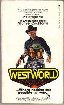 Bildresultat för westworld book