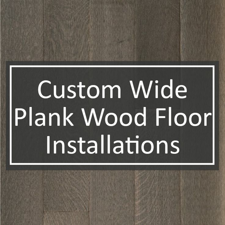 196 Best Flooring Images On Pinterest Wide Plank