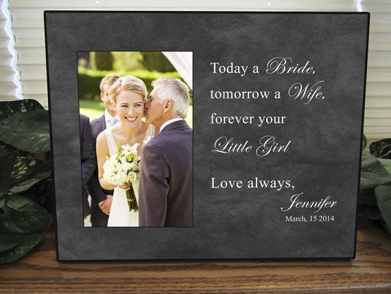 Gifts For Dad Wedding Day: Father Of The Bride GIft, Father Of The Bride, Always Your