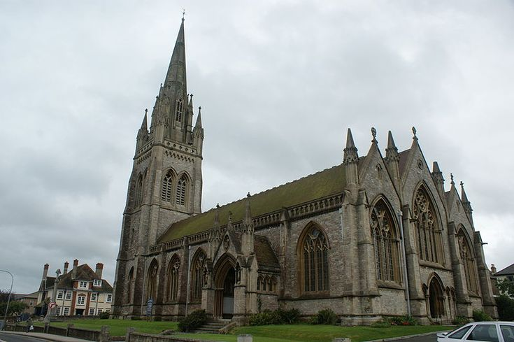 All Saints' Church, Ryde, Isle of Wight (England)