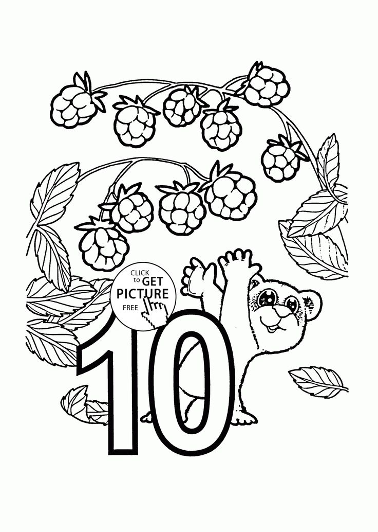 104 best Alphabet Numbers coloring pages images on