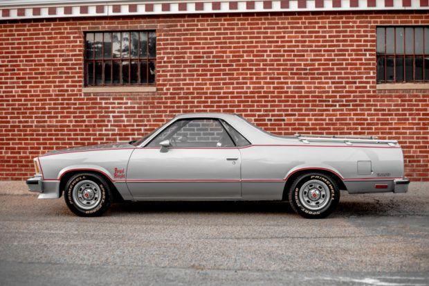 1979 Chevrolet El Camino Royal Knight Chevrolet El Camino El