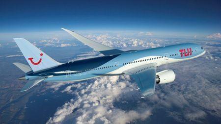 Boeing, TUI Group Finalize Order for 787-9 Dreamliner