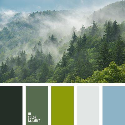 Цветовая палитра №2699