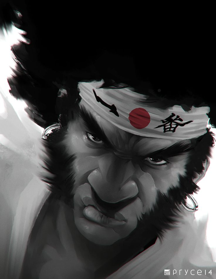 FaH - Afro Samurai by Pryce14 on DeviantArt