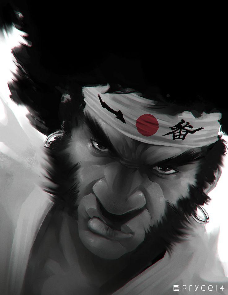 FaH - Afro Samurai by Pryce14 on DeviantArt